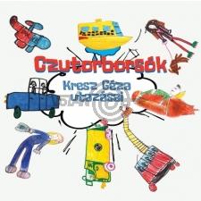 Czutorborsók - Kresz Géza utazásai CD-lemez